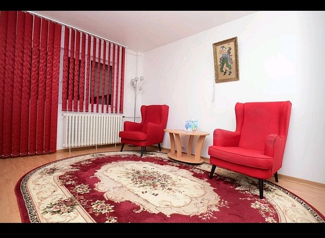 Vând apartament cu trei camere, 10 minute, de parcul Alexandru Ioan Cuza - imaginea 1