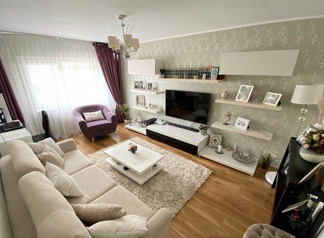 Vând apartament 3 camere, Tomis 3,  zona City Park - imaginea 1