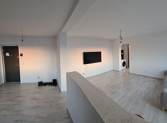 Apartament 3 cam, 60 mp, finisat si utilat partial cu garaj - imaginea 1