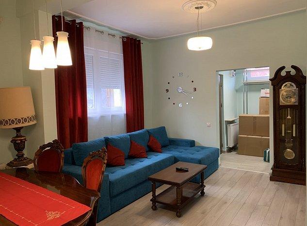 Proprietar, VÂND apartament 3 camere lux (mall/metrou) - imaginea 1