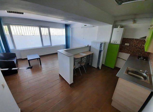 PARTICULAR, Spital Fundeni, parter, 2 camere, 50 mp, ideal sediu firma - imaginea 1