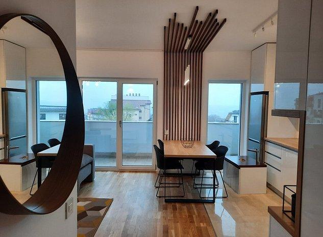 PF inchiriez ap premium de 1 camera in Mina Residence - imaginea 1