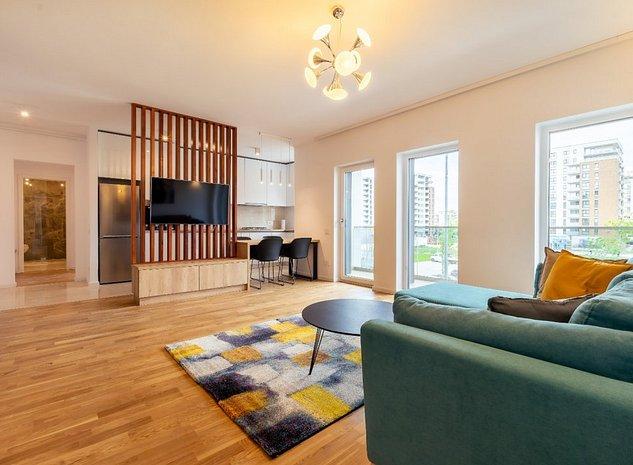 PF inchiriez ap premium de 3 camere Mina Residence - imaginea 1