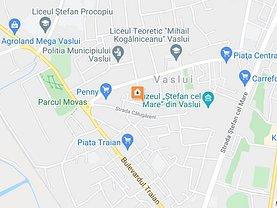 Apartament de vânzare 3 camere, în Vaslui, zona Donici