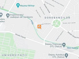 Apartament de închiriat 2 camere, în Oradea, zona Central