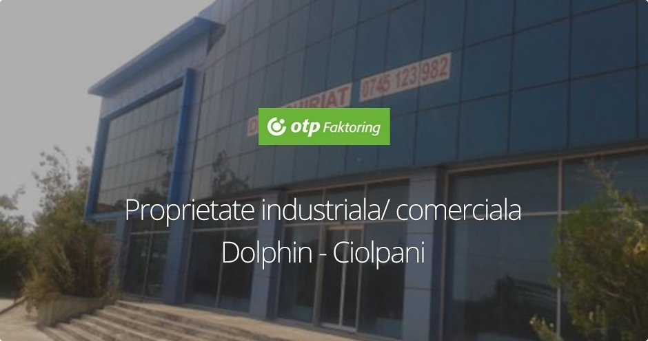 Proprietatea Industriala Dolphin