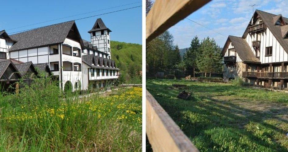 Complex turistic de 4* -Corp B - FĂRĂ COMISION