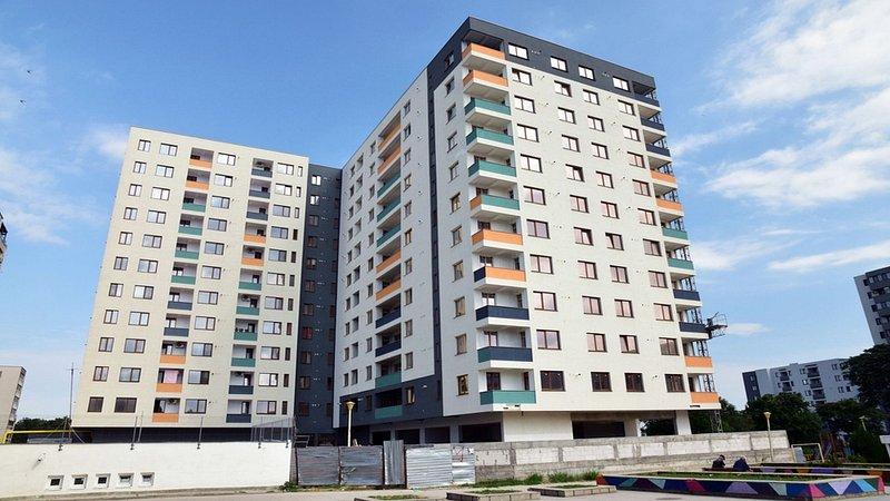 ansamblu rezidential Metropolitan Towers Constanta