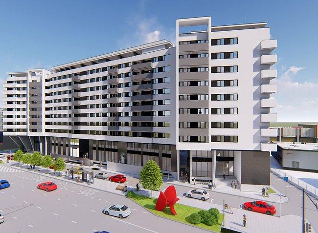 Global City Residence Mihai Bravu