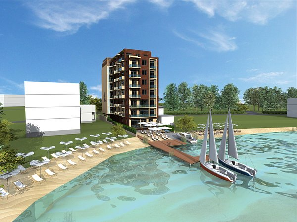 ansamblu rezidential Nautica Residence