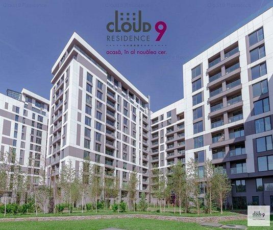 ansamblu rezidential Cloud9 Residence