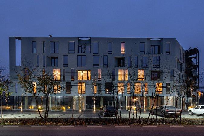 ansamblu rezidential Loft Green Apartments