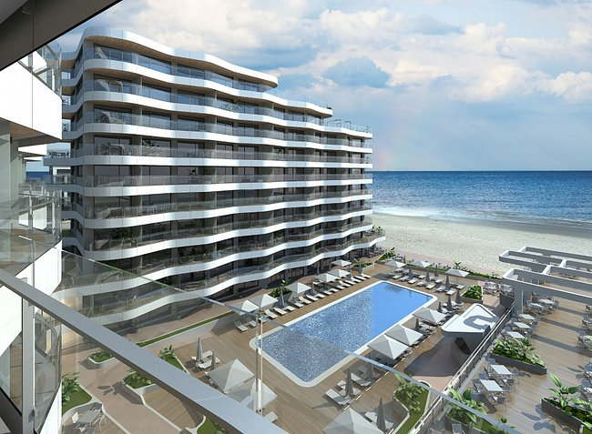 First Residence Mamaia Nord