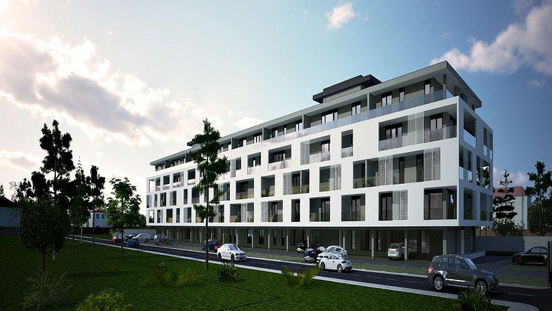 ansamblu rezidential Pipera Apartments