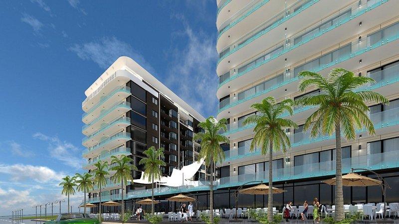 ansamblu rezidential Building Stefan Resort