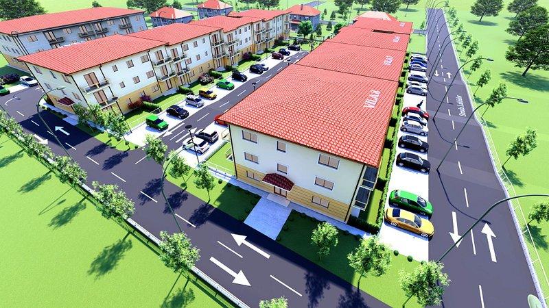ansamblu rezidential ESQ Village 2