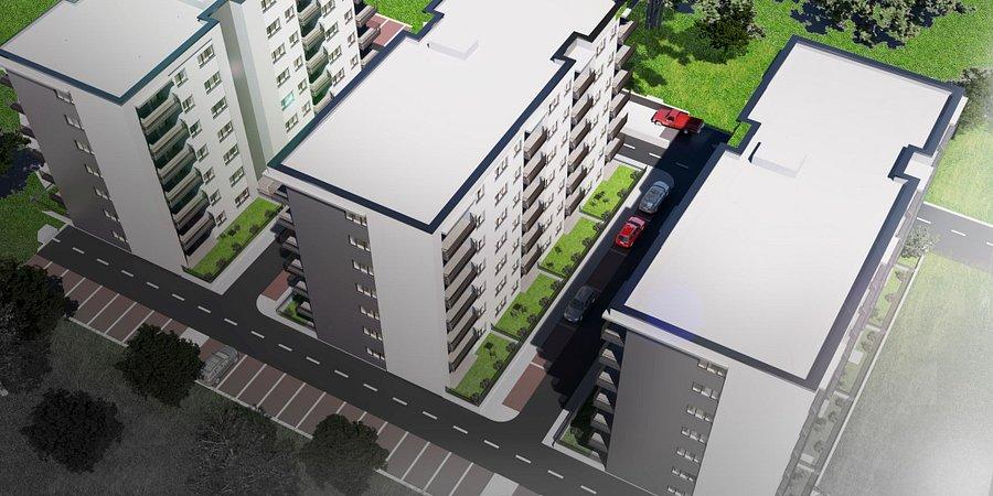 ansamblu rezidential Optima Residence Pallady