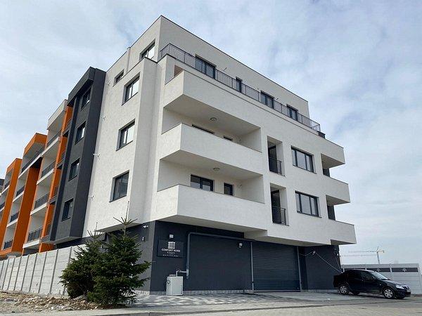 ansamblu rezidential Confort Nord Apartments