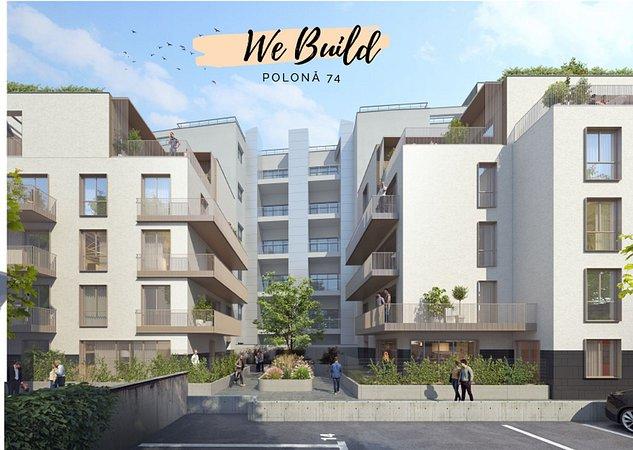 ansamblu rezidential WeBuild Polona 74