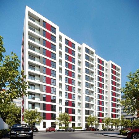 ansamblu rezidential Zen Politehnica Apartments