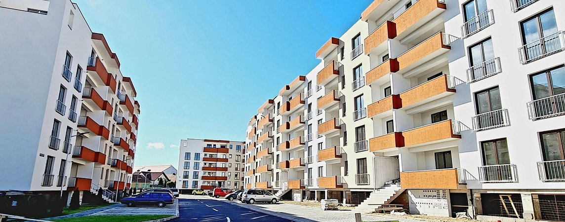 ansamblu rezidential Balanta Residence