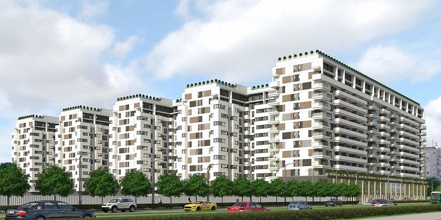 ansamblu rezidential Central Address Residence