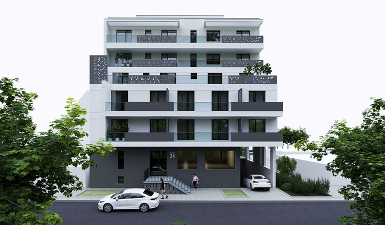 ansamblu rezidential Premium Plaza Apartments - Faza II