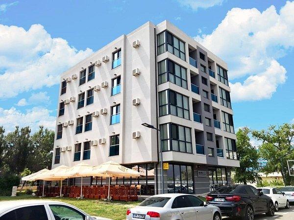ansamblu rezidential ApartHotel Mamaia