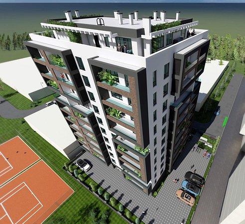 ansamblu rezidential Premium Town Residence