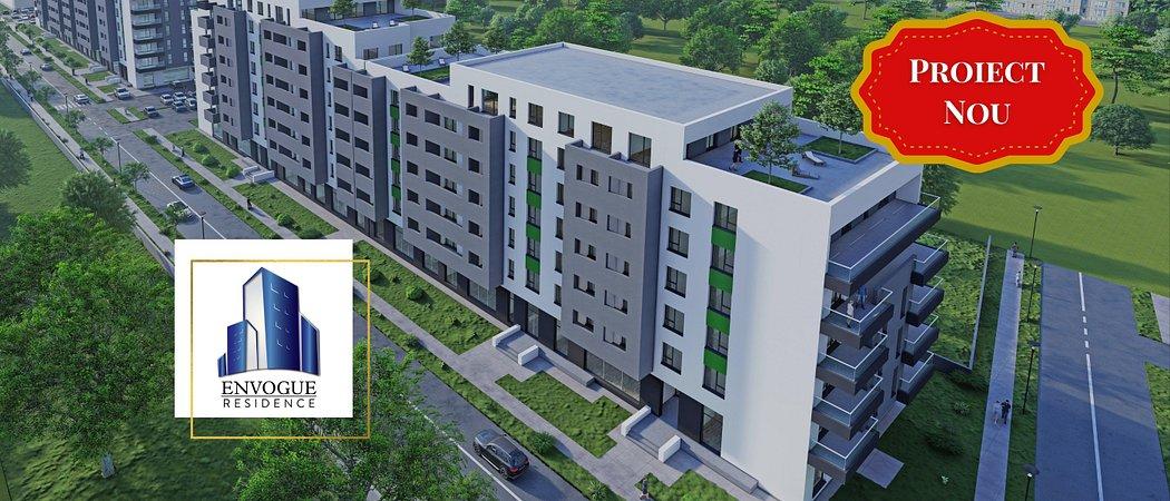 ansamblu rezidential Envogue Residence Iuliu Maniu